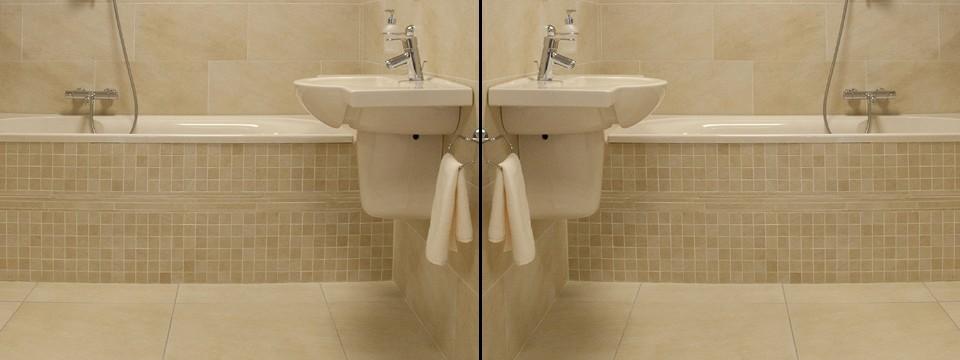 Limburgse eenvoud: een klassieke badkamer de ruimte voor ontspanning ...